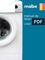 Mabe LVMB07E12B Washing Machine