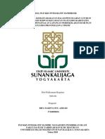 proposal pengajuan PLP KKN