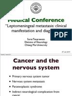 Leptomenigeal Metastasis, MC Onco 54