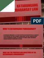 Katarungang Pambarangay Law.pptx