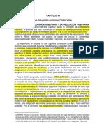 Derecho Financiero - La relación jurídica tributaria