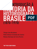 Historiografia Brasileira FGV