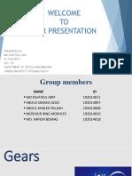 ME-201 presentation