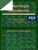CLASE 1. Mineralogía-Historia, definiciones.ppt