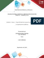 fase1_ORGANIZACIONES, GERENCIA E INNOVACIÓN EN GESTIÓN PÚBLICA -