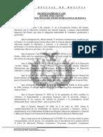 "DS4336  Pago del Bono ""Juancito Pinto"""