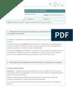 Gerenciamento de Recursos em projetos - FGV