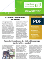 Newsletter 011 Winter11