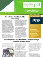 Newsletter 011 Winter11