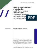 Repertórios audiovisuais e imaginação midiática no cinema contemporâneo (pdf.io)
