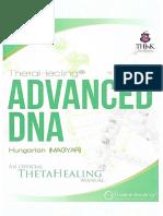Theta Healing Haladó Tanfolyami Anyag PDF