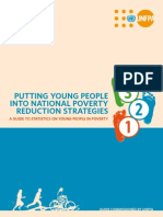 Putting Young People Into National Poverty Reduction Strategies
