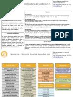 Apresentação das Empresas (Milpan, Lidogel e Saborável)