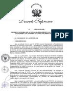 Proyecto de Reglamento de la Ley N° 29151, Ley General del Sistema Nacional de Bienes Estatales y su Exposición de Motivos.