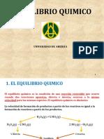 CAPITULO 4- EQUILIBRIO QUIMICO