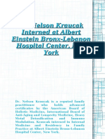 About Dr. Nelson Kraucak