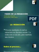 FASES DE LA REDACCIÓN 11