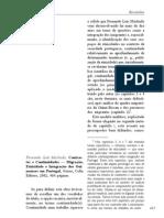 Contrastes e Continuidades - Migração, Etnicidade e Integração dos Guineenses em Portugal