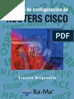 Técnicas de Configuración Routers CISCO - Ernesto Ariganello.pdf
