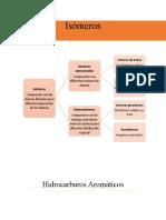 isómeros e hidrocarburos aromáticos