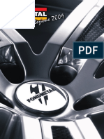 Fondmetal 2009