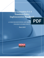 NG911 Transition Policy Implementation Handbook_FINAL