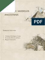1 Seminario  Cap 3 Formas e modelos ancestrais