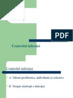 curs profilaxia infectiilor antib I