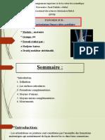 L'articulation fémoro-tibio-patellaire