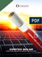 Cabo Cortox Solar - Cordeiro
