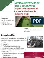 Clase1-ASPECTOS MEDIO AMBIENTALES DE LOS TINTES Y COLORANTES.pptx