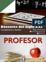 competenciasdocentesdelsigloxxisantillanaperagosto2014-140804160857-phpapp01