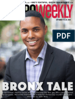 Ritchie Torres - Metro Weekly - September 17-24, 2020