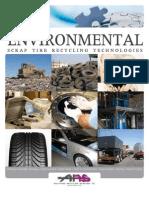 scrap tire recycling technologies