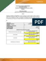 TRABAJO DE COSTOS LIQUIDACIONES