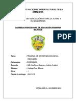 I. UNIDAD ETMAN DE ECONOMIA
