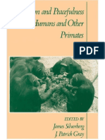Frans de Waal-Aggression as a Well-intgrated Part of Primate social relationships