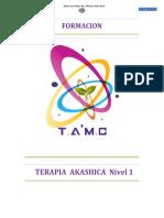 T.A.M.C formacion pdf