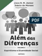 ALÉM DAS DIFERENÇAS II
