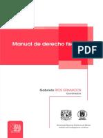 UNAM-Manual de Derecho Fiscal