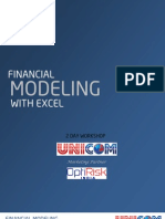 Financial Modeling Excel