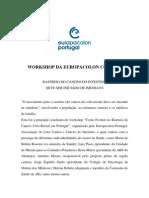 EUROPACOLON - ARTIGO  CONCUS+òES