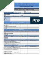 FORMATO REPORTE DE CONDICIONES DE SALUD