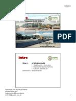 Carreteras II Tema 1 (Hugo Morales)