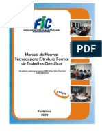 Manual de Normas Técnicas 05-2009