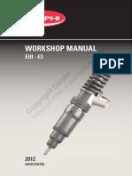 Manual Serviço Unidades Injetoras Diesel Delphi