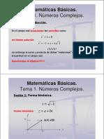 Tema 1_Números complejos