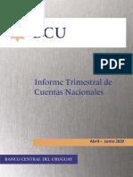Datos Banco Central del Uruguay
