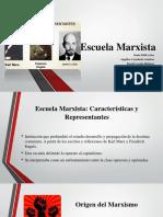 Escuela Marxista