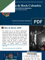 DIA DE ROCK COLOMBIA 2020 - RCN